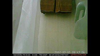 Mature hidden cam shower big tits webcam live tits sex live